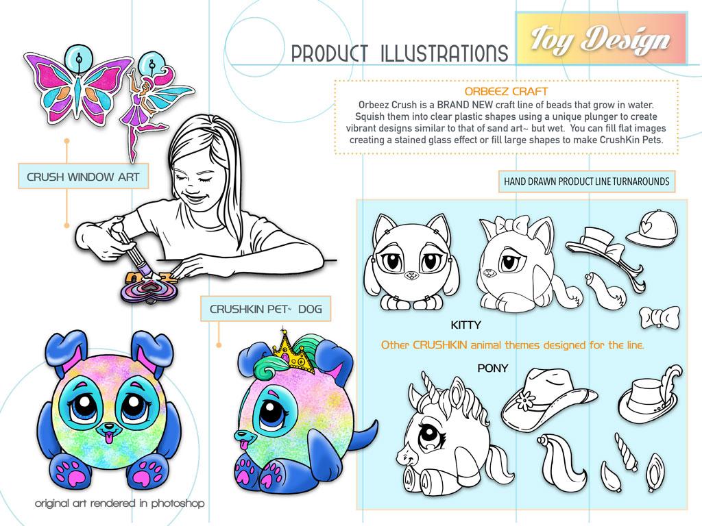 Toy Design 4 Kristen Kress Portfolio Kristen Kress Portfolio